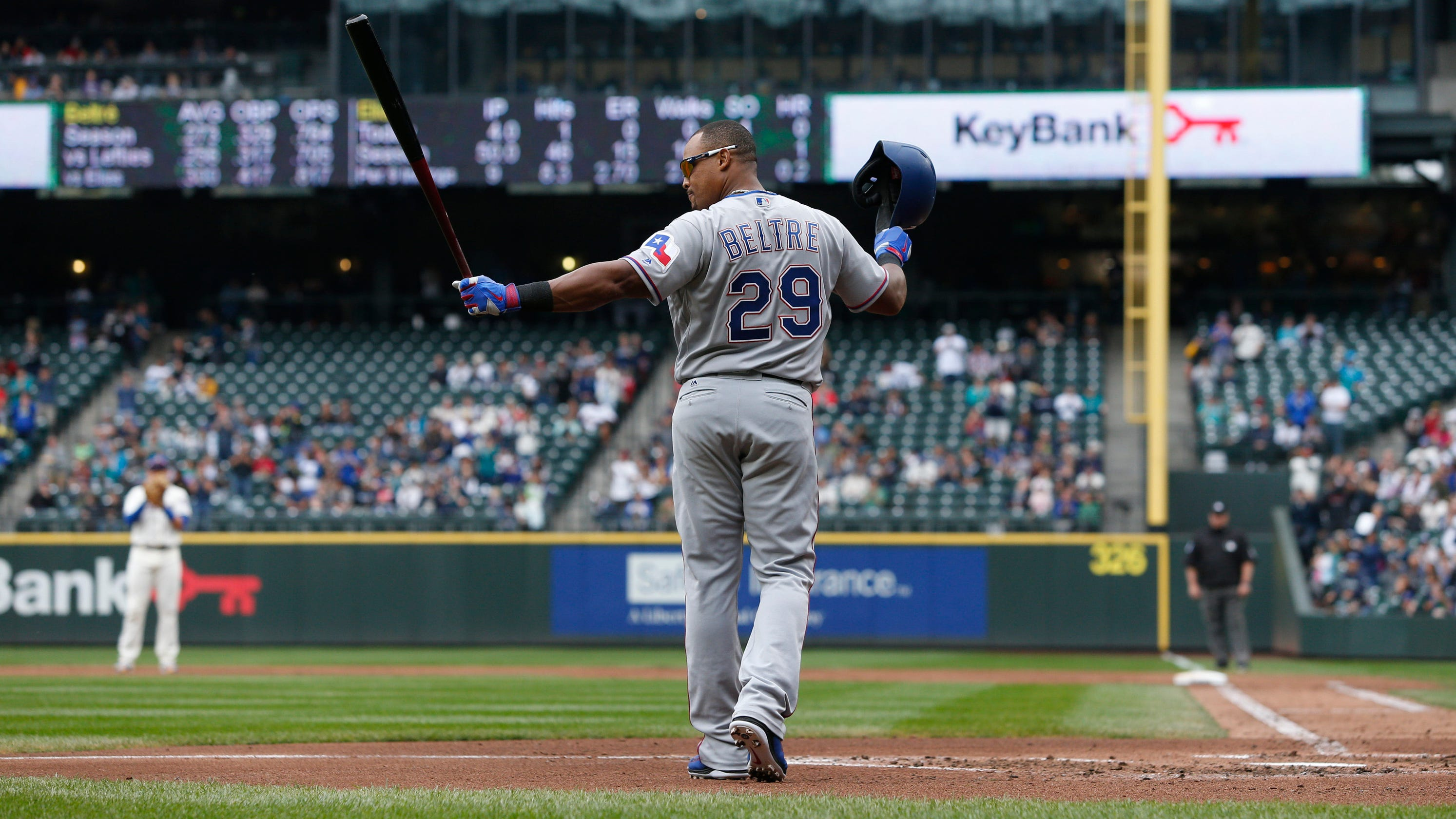 Usp Mlb Texas Rangers Seattle Mariners Crop Width Height Fit Bounds Adrian Beltre Announces Retirement Year Career