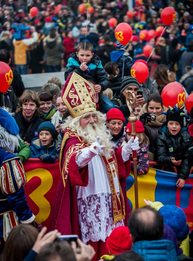 St. Nick or Santa? Old World and New World traditions weave confusion