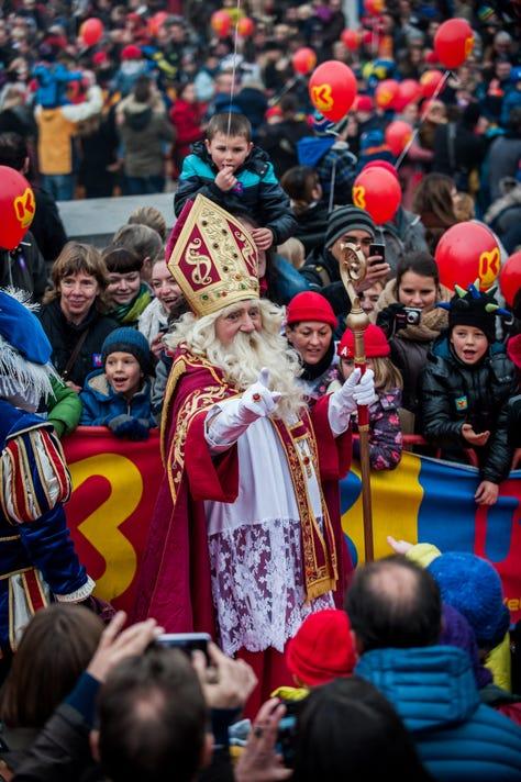 Belgium Sinterklaas