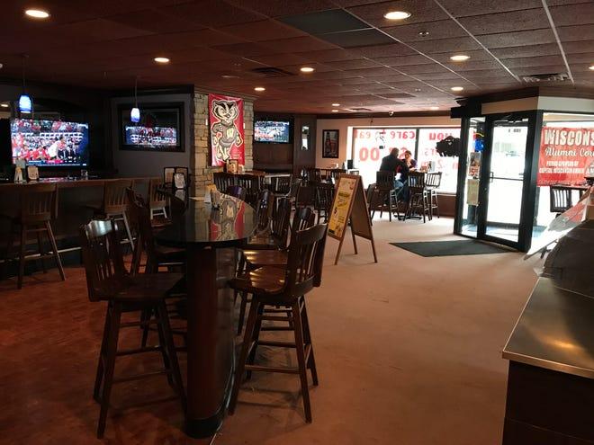 The Appleton Street Sports Bar & Grill in Appleton.