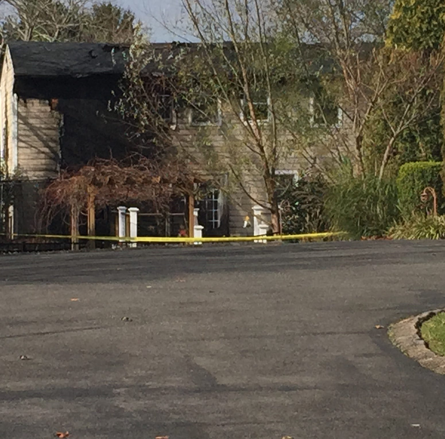 Colts Neck fire: Neighbor saw brother about half hour before fire