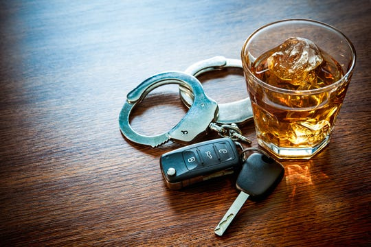 Texas had the most drunk driving related fatalities and ranked in the Top 5 most dangerous states for DUIs, according to a study bysafesmartliving.com.