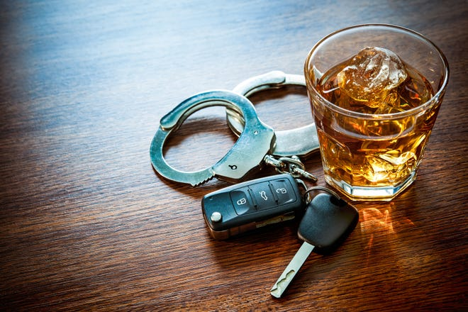 Texas had the most drunk driving related fatalities and ranked in the Top 5 most dangerous states for DUIs, according to a study by safesmartliving.com.