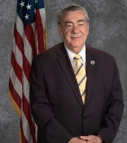 Russell K. Corby, Toms River Regional Board of Education president