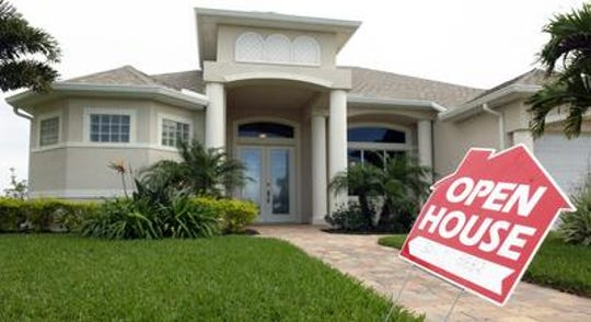 The median sales price for an existing single-family-home in Brevard County rose to $230,000 in October, a 17.9 percent jump from a year earlier.