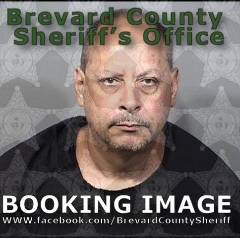 Daniel Amoroso escaped custody from the Brevard County Jail by stealing an unmarked Sheriff's Office vehicle and fleeing to Orlando, deputies said.