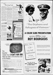 Page 7 of the Burlington Free Press from Monday, Nov. 25, 1968