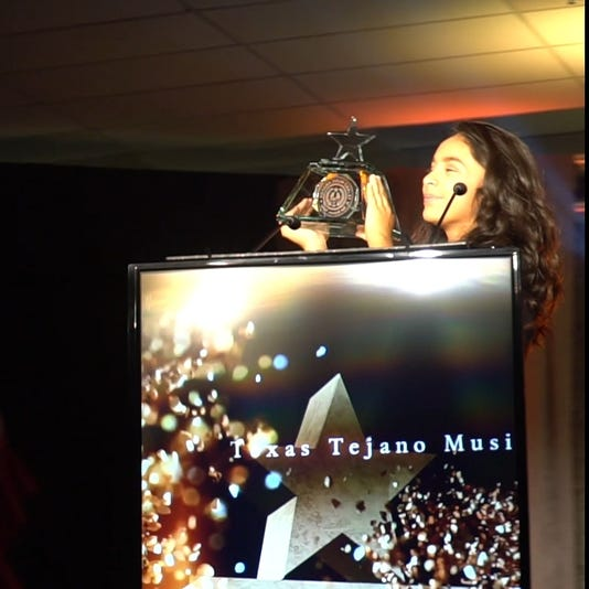 Tejano Award