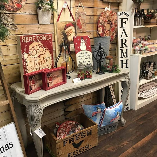 Restored Antiquity in Pitman sells upcycled furniture pieces and unique crafts and home decor.