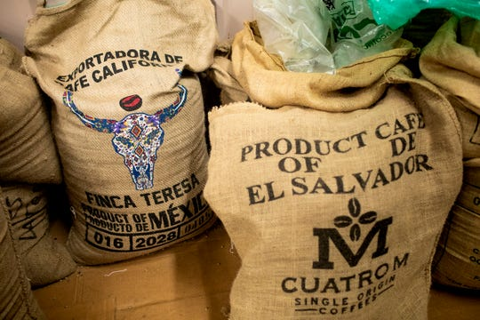 La Terza Artisan Coffee Roasterie in Lockland works directly with coffee farmers around the world.