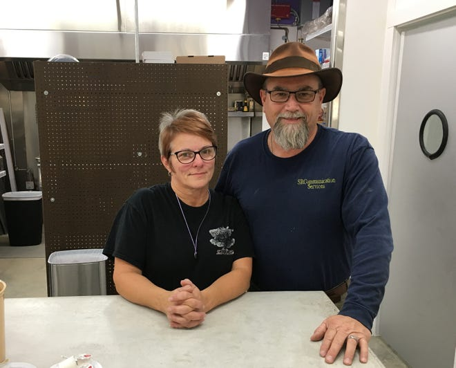 Jody and Tommy Crouch are the new owners of Brownfield Riverside Resort, which was formerly PJ's Resort on Kentucky Lake in western Stewart County.