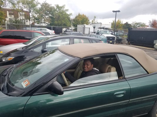 Cau Car Donation Jenkins