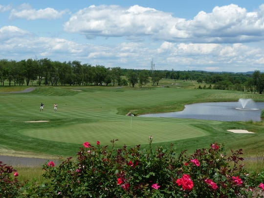 Neshanic Valley Golf Course in Branchburg is one of the Somerset County Park Commission golf courses closed under Gov. Phil Murphy's executive orders.