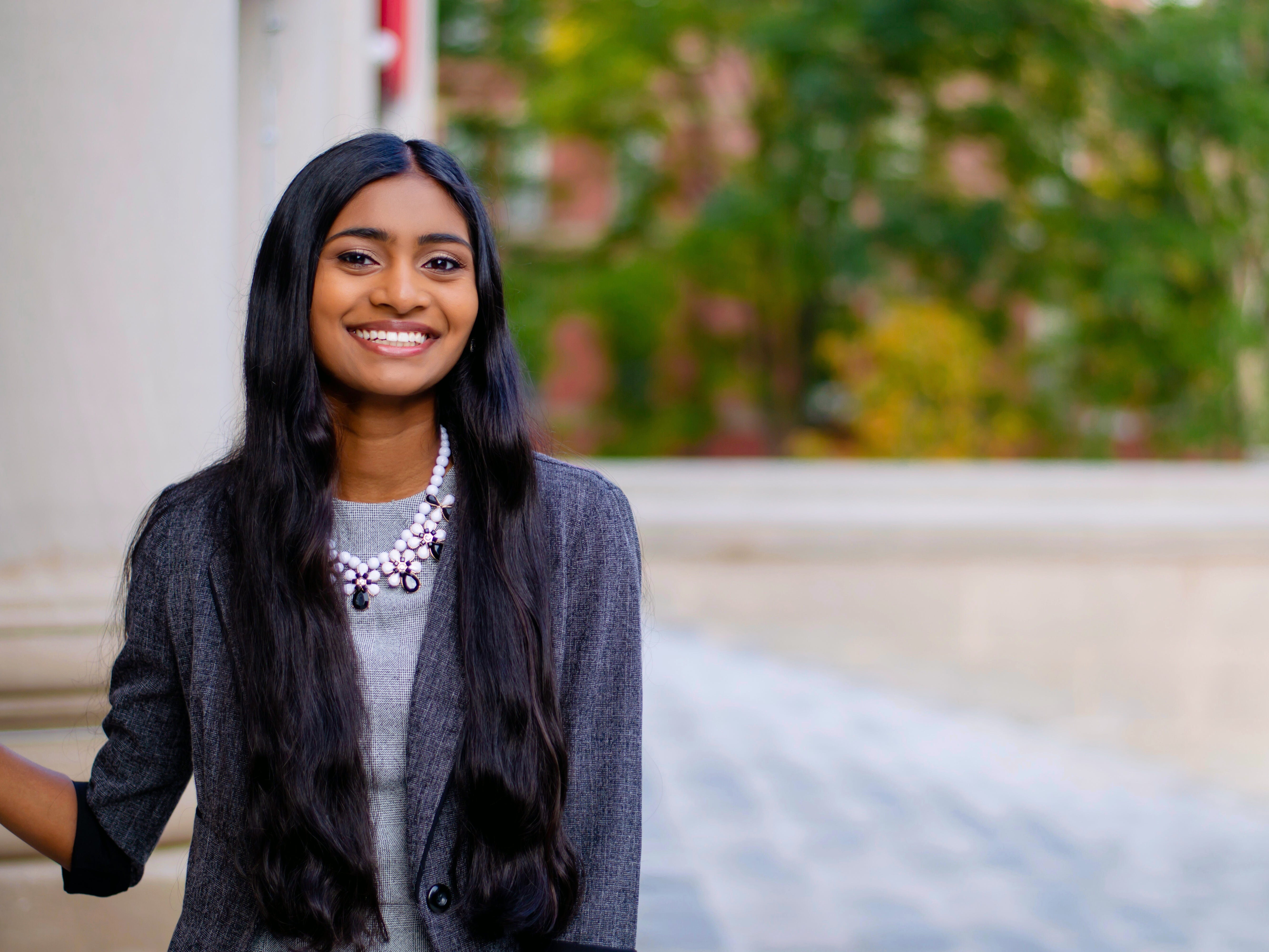Keep an eye on this young Iowan: Being president of Harvard's student body is just the beginning