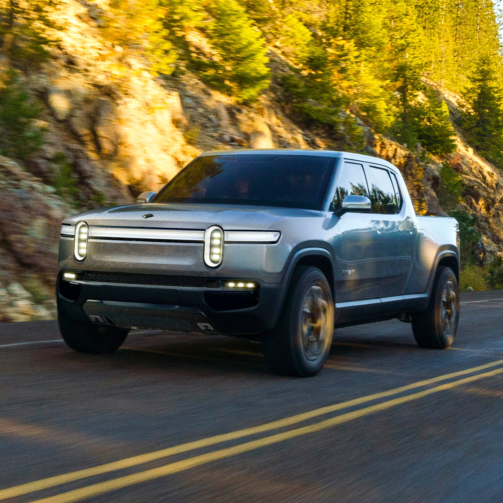 Rivian, an automotive startup with an engineering base outside Detroit in Plymouth Township, plans to unveil its five-passenger R1T electric pickup concept in conjunction with the LA Auto Show on Monday, Nov. 26, 2018.