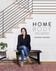 "Joanna Gaines' ""Homebody: A Guide to Creating Spaces You Never Want to Leave"" (Harper Design, $40) is her home design book. It hit shelves in early November."