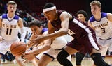 Dave Goricki previews the high school boys basketball season with U-D Jesuit coach Pat Donnelly and River Rouge coach LaMonta Stone.