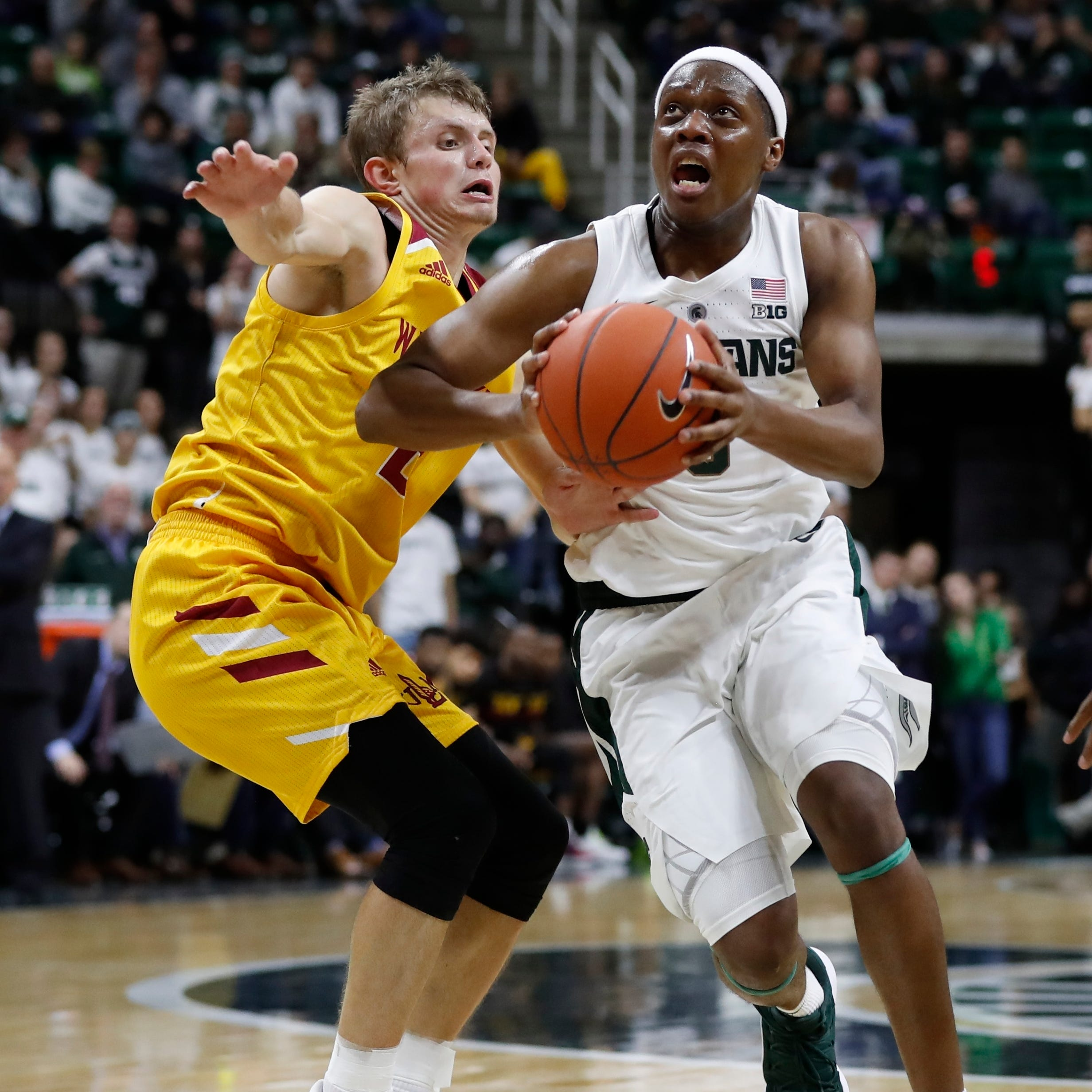 Spartans strive to build 'championship mentality' in Vegas tournament