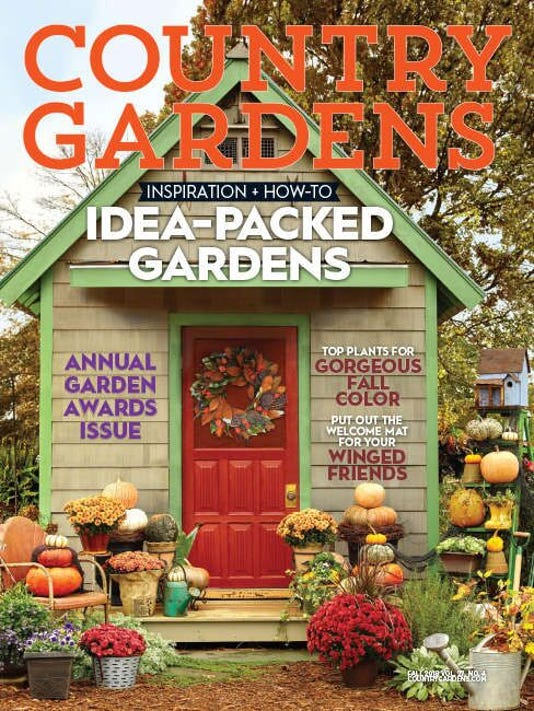 Gardening Magazine Subscriptions Shine As Holiday Gifts