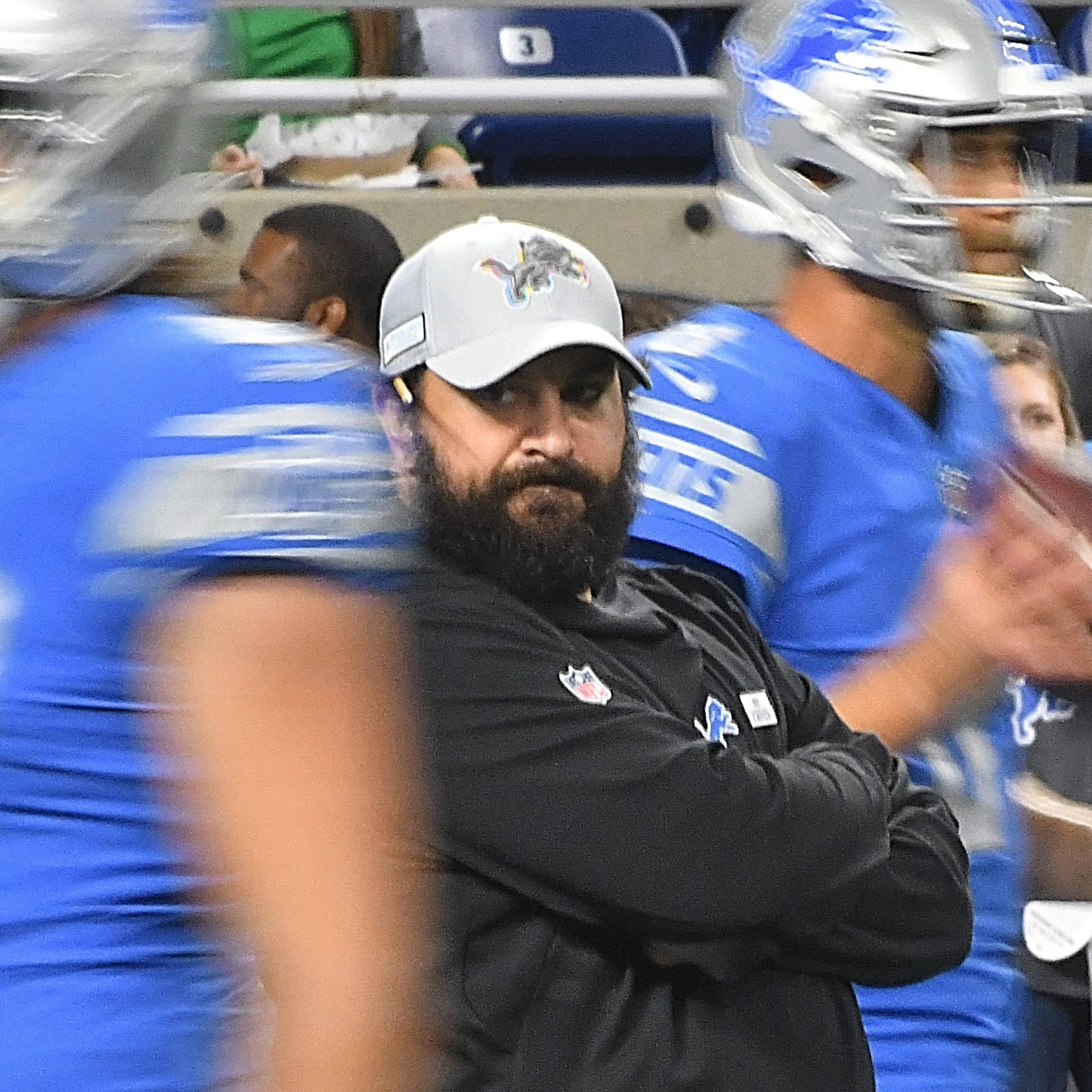 It's happened before: Thanksgiving win could give Lions playoff hopes