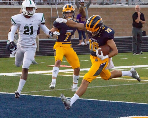 West Bloomfield Lakers 5 Vs Clarkston Wolves 8