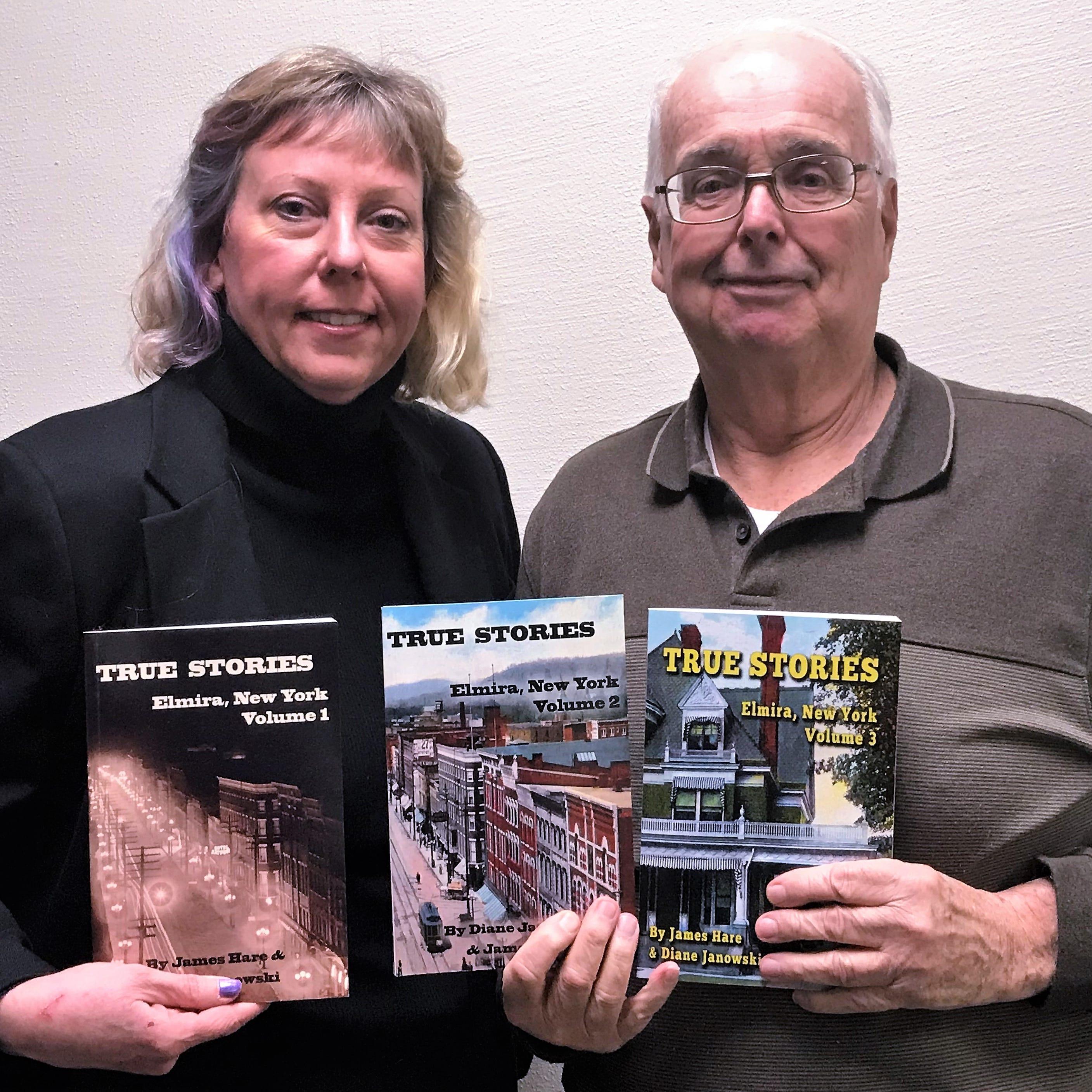 Third volume of Elmira history stories released