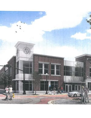 Plans for Signature School's expansion are expected to look like this.