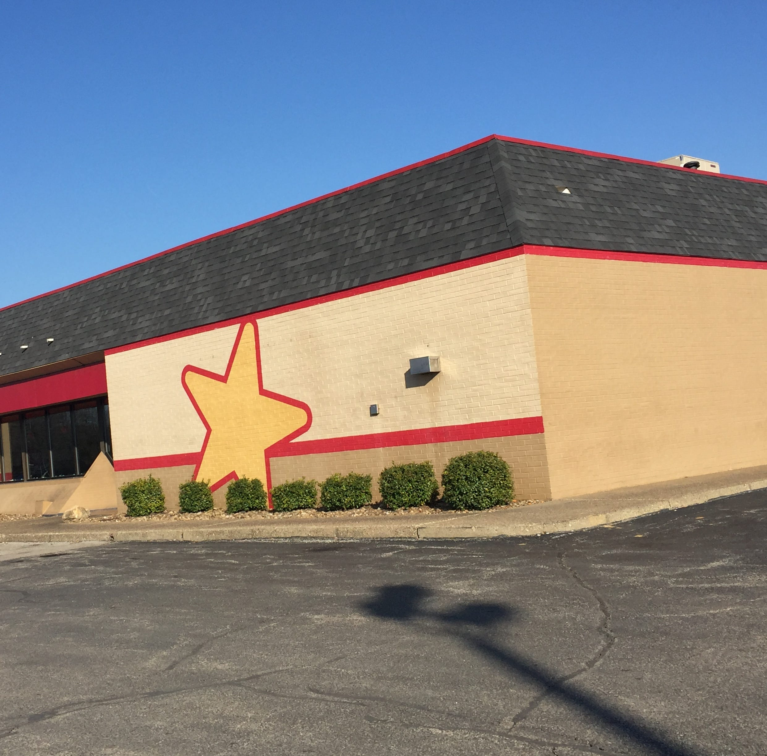 Another Evansville Hardee's has closed