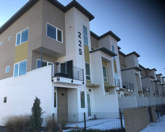 The Revive Properties housing project in North Fort Collins is considered a model for sustainable development.