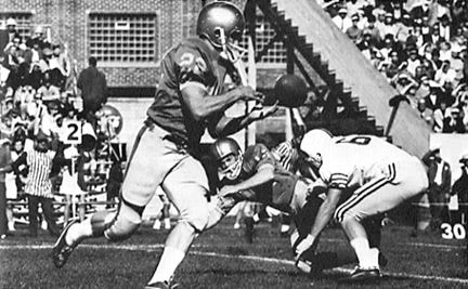 Paul Schafer of Montana State was a star running back from Great Falls 50 years ago.