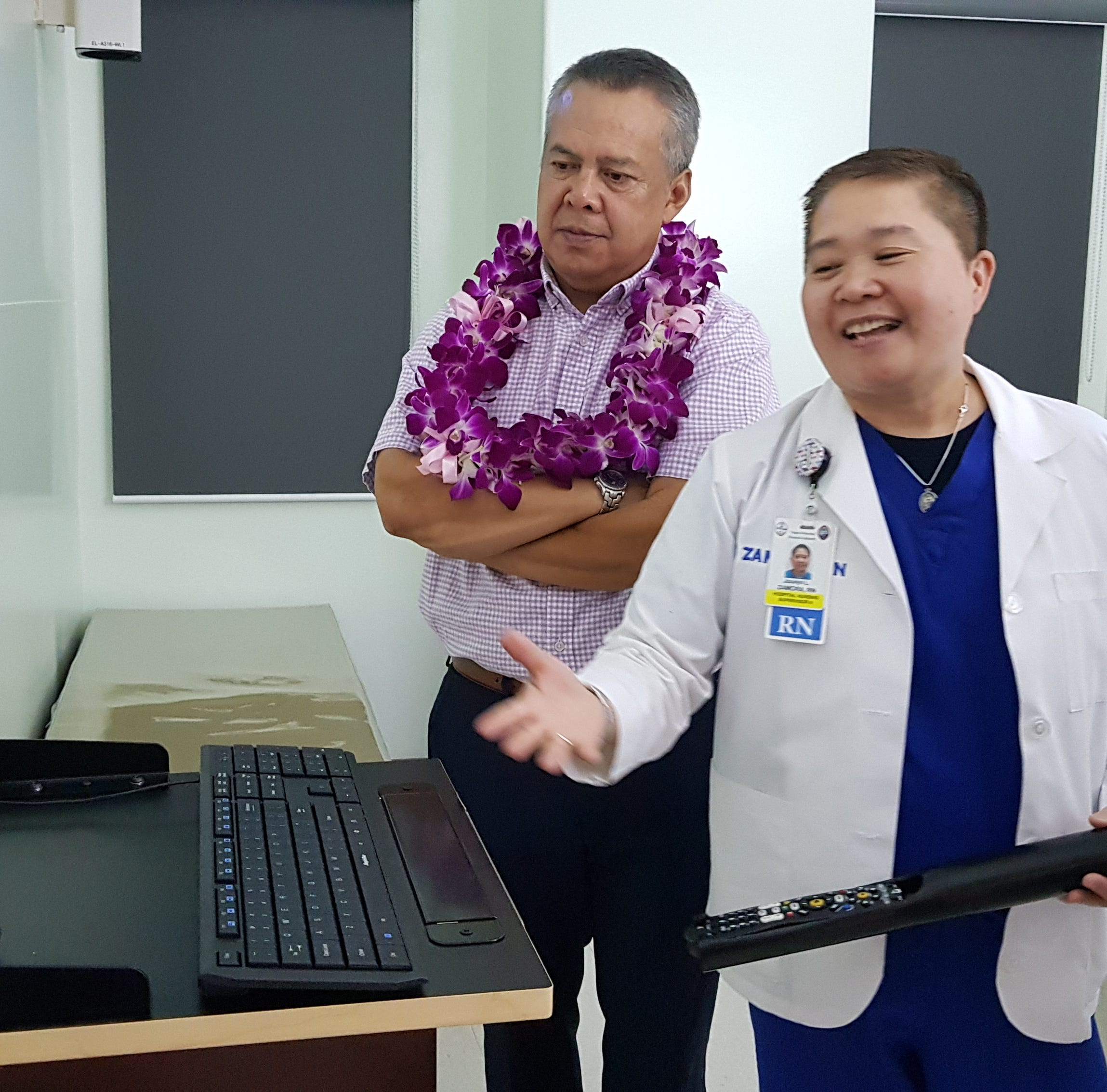 GMH Medical Surgical Unit gets upgrade