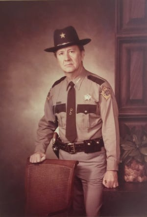 Charles West was Henderson County sheriff 1978 to 1982 and was Henderson Police Department chief before that.