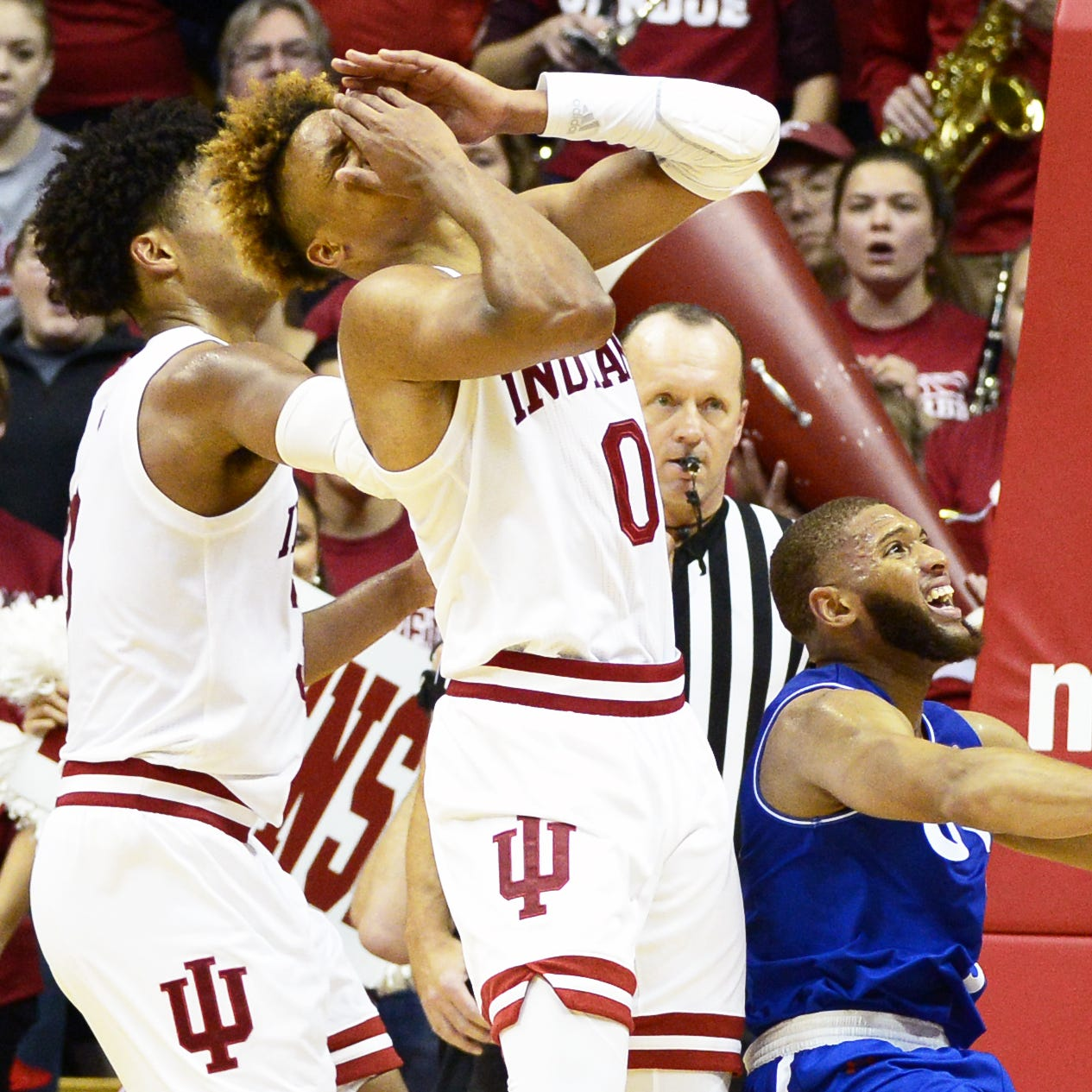 Insider: Injury troubles threatening IU basketball already