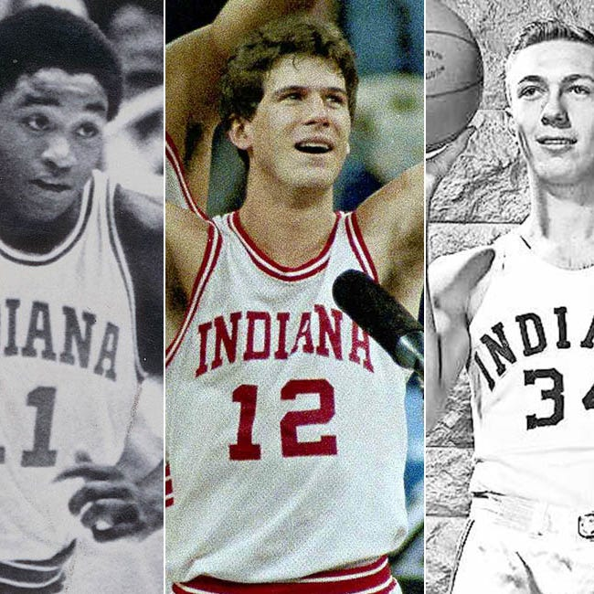 Best IU basketball player at each jersey number — yeah, we picked 'em