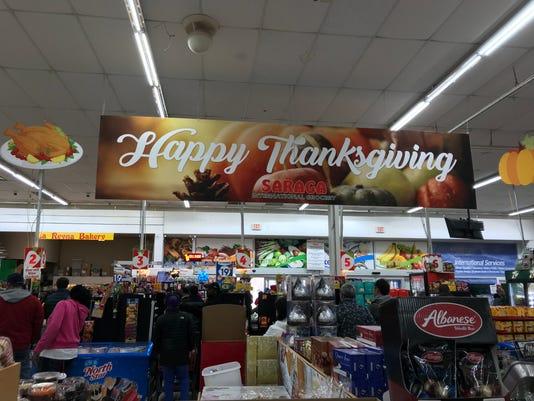 Saraga International Grocery