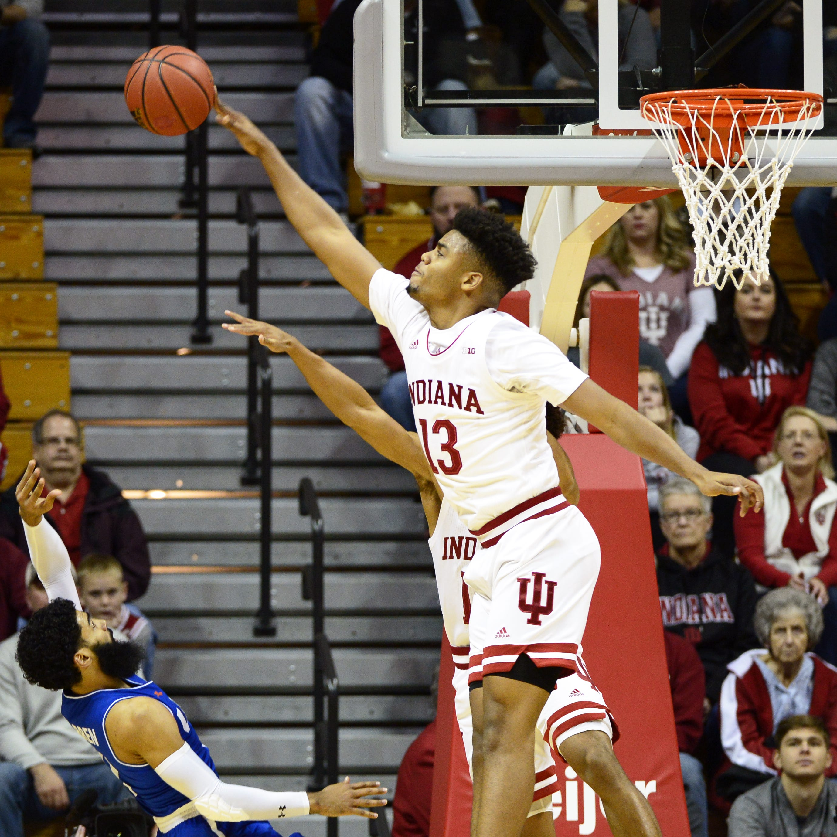 Buzzer breakdown: IU basketball sloppily gets by Texas-Arlington