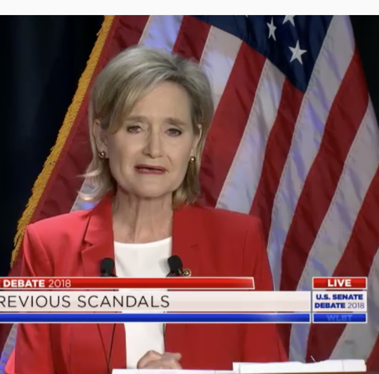 Hyde-Smith apologizes for 'hanging comment' for first time, then says Espy used her words as 'weapon'