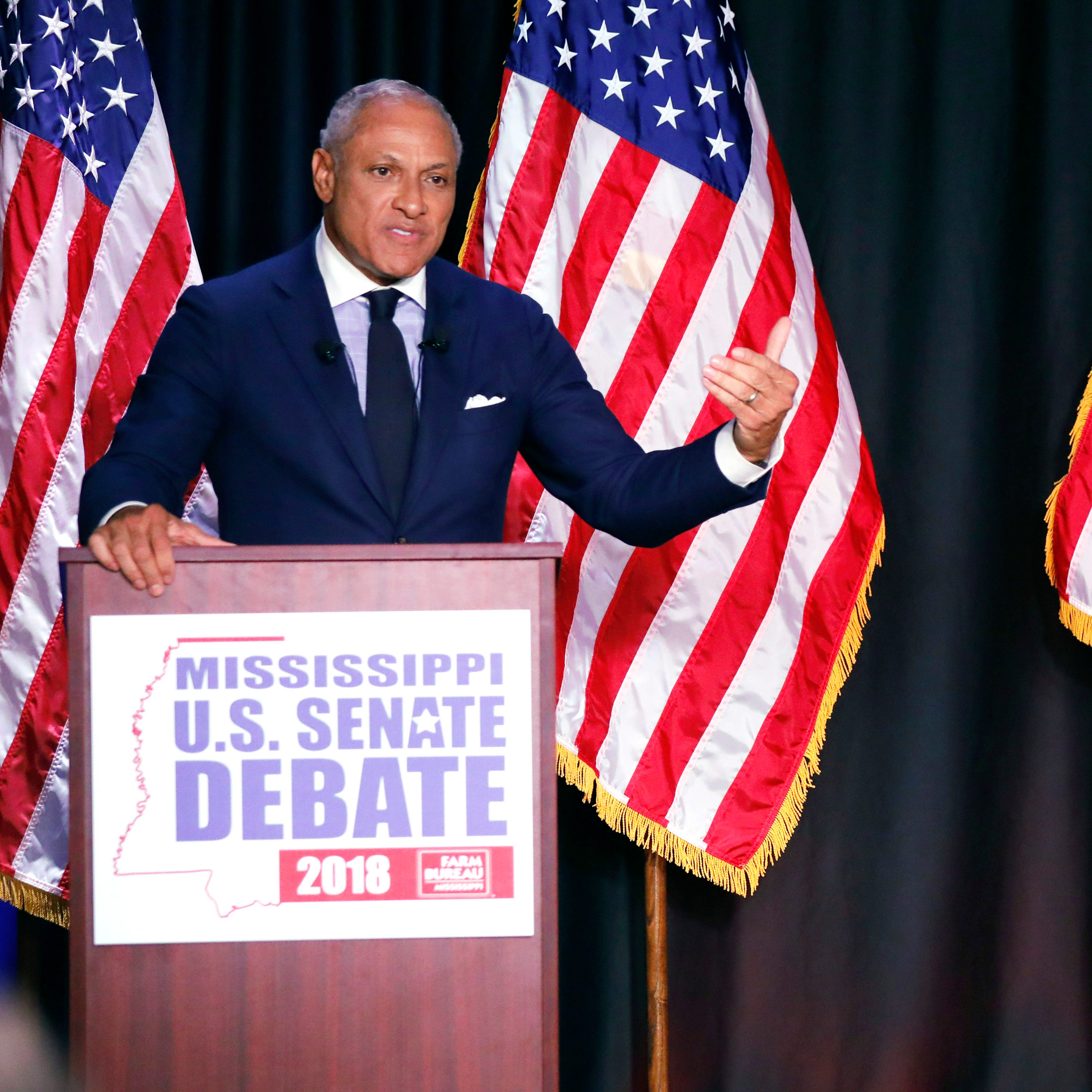 Scandals, health care, 'public hangings' and more: Key takeaways from #MSSen debate