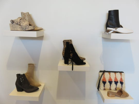 Elyse Wilde offers a variety of shoes for sale
