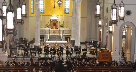 The TWS drew a large crowd to Sacred Heart Cathedral in October.