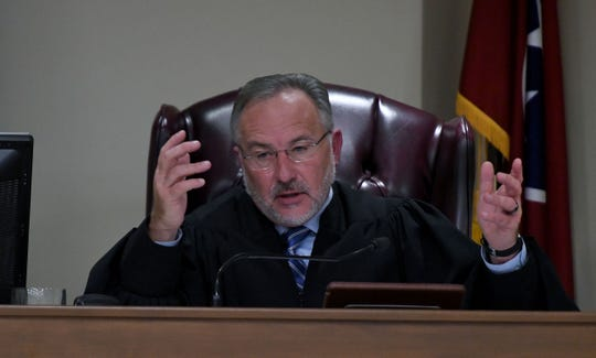 """This is just inevitable when you over-medicate,"" Judge Shayne Sexton said of what he called a ""culture"" of medicated driving. ""Somebody is going to get hurt."""