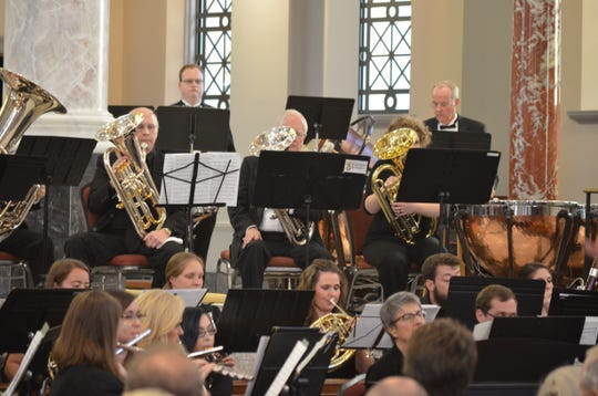 The Tennessee Wind Symphony is dedicated to playing fine symphonic music.