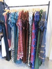 Check out the variety of dresses sold at Elyse Wilde.