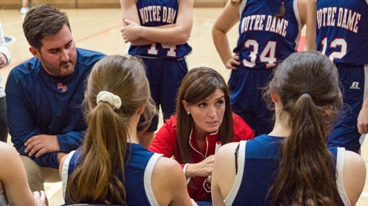 N Vermillion Vs Notredame Girls Basketball 11 20 18 2391