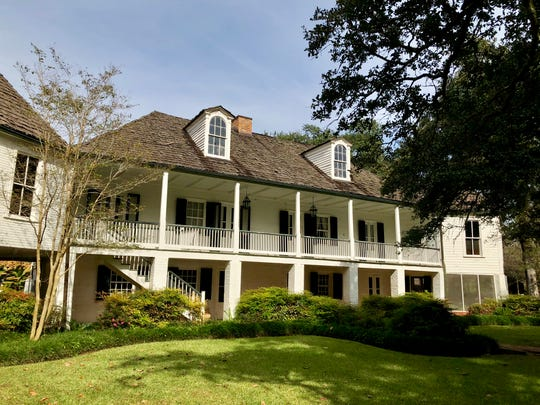 """Visitors can take a self-guided tour of the grounds or a guided tour of the historic buildings that make up Melrose Plantation, a National Historic Landmark considered """"one of the finest examples of a Creole plantation in America,"""" according to the National Trust for Historic Preservation."""