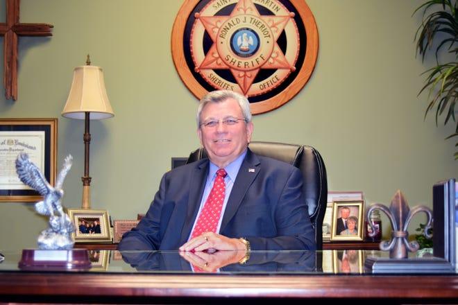 St. Martin Parish Sheriff Ronny Theriot
