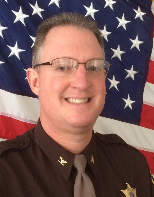 Sheriff Mike Murphy Head Shot