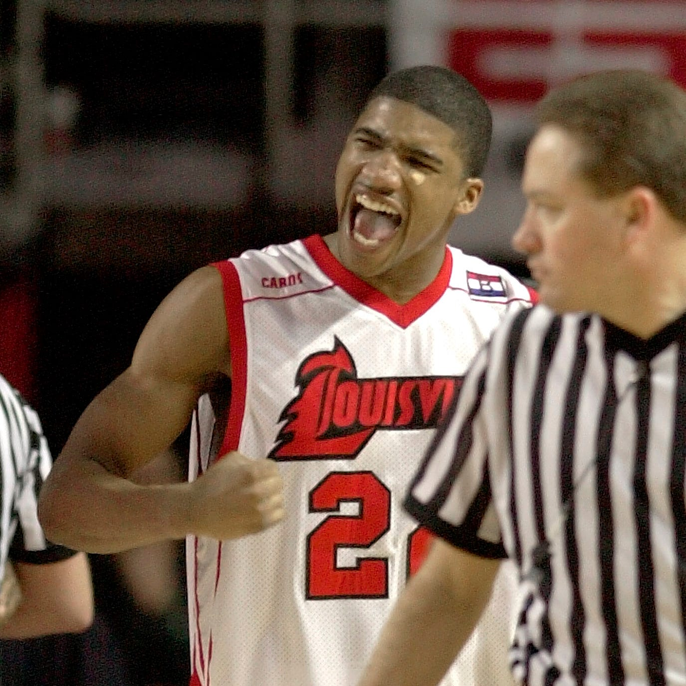 That time U of L hit three 3-pointers in 30 seconds to beat Tennessee