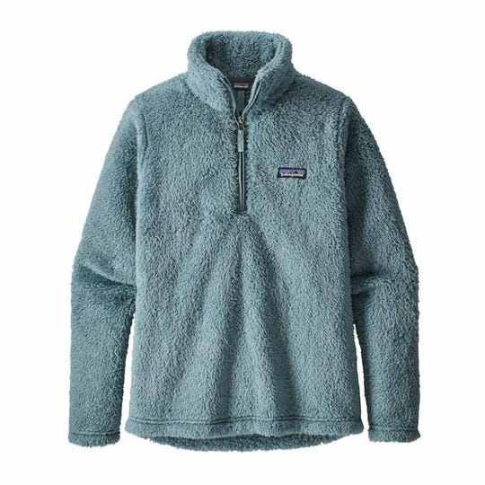 Patagonia Women's Los Gatos with 1/4 zip at Quest Outdoors. $99