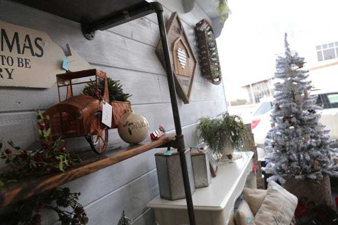 The Urban Barn, 34 W. Fourth St., Mansfield, is one of the many downtown and local stores taking part in Small Business Saturday.
